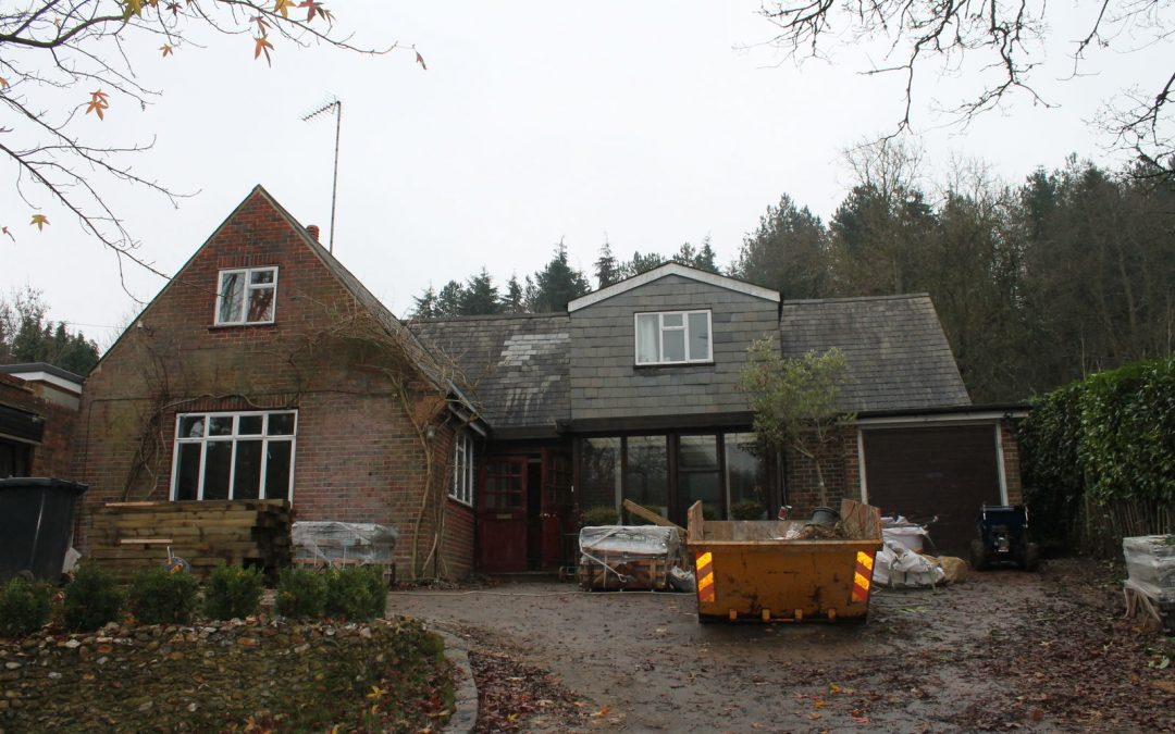 Private House, East Horsely, Surrey